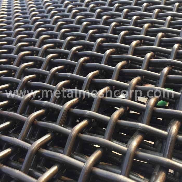 Heavy Duty Woven Wire Mesh