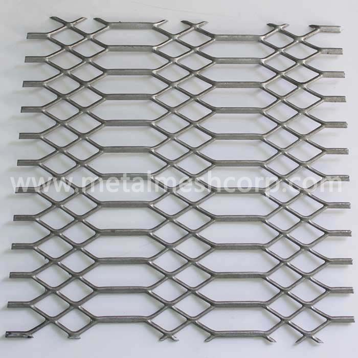 Expanded Metal Gothic Mesh