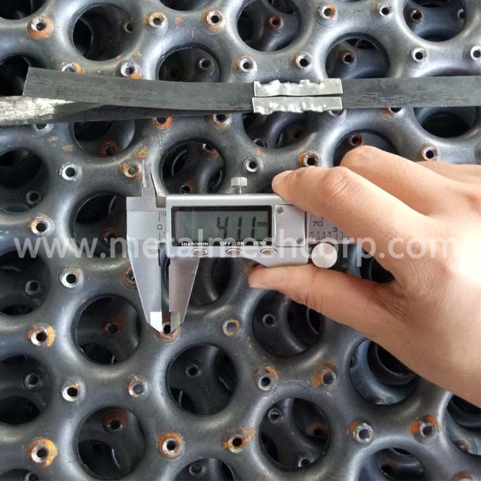 Perf-O Grip Metal Safety Grating