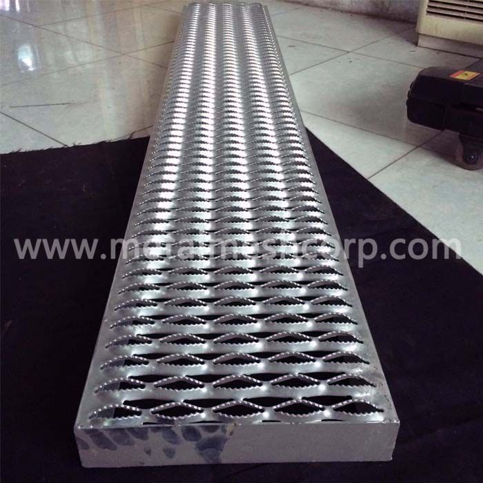 Anti Skid Steel Grating