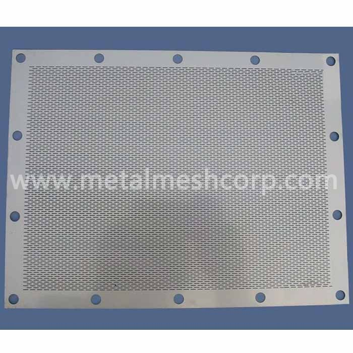 Chemical Etching Perforated Sheet