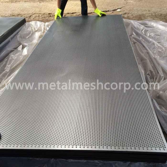 4ftx8ft Perforated Metal