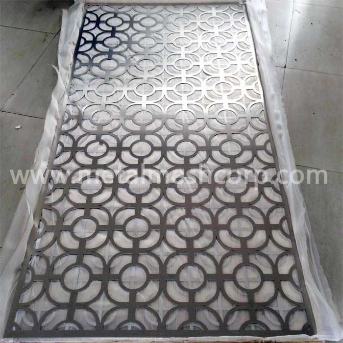 Decorative Laser Cut Wall Panels